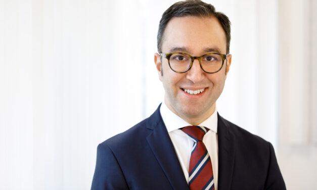Nima Etminan neuer Direktor der Neurochirurgischen Klinik