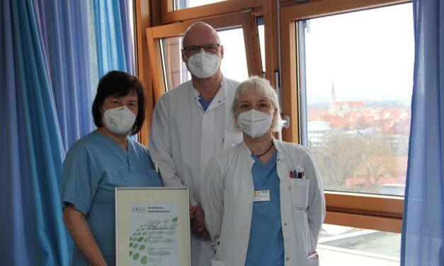 Rezertifizierung des Darmzentrums in Mühlhausen
