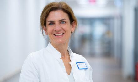 """Dr. Maike Manz ist die neue Vorsitzende der Sektion """"Klassische Geburtshilfe"""" in der DGGG"""