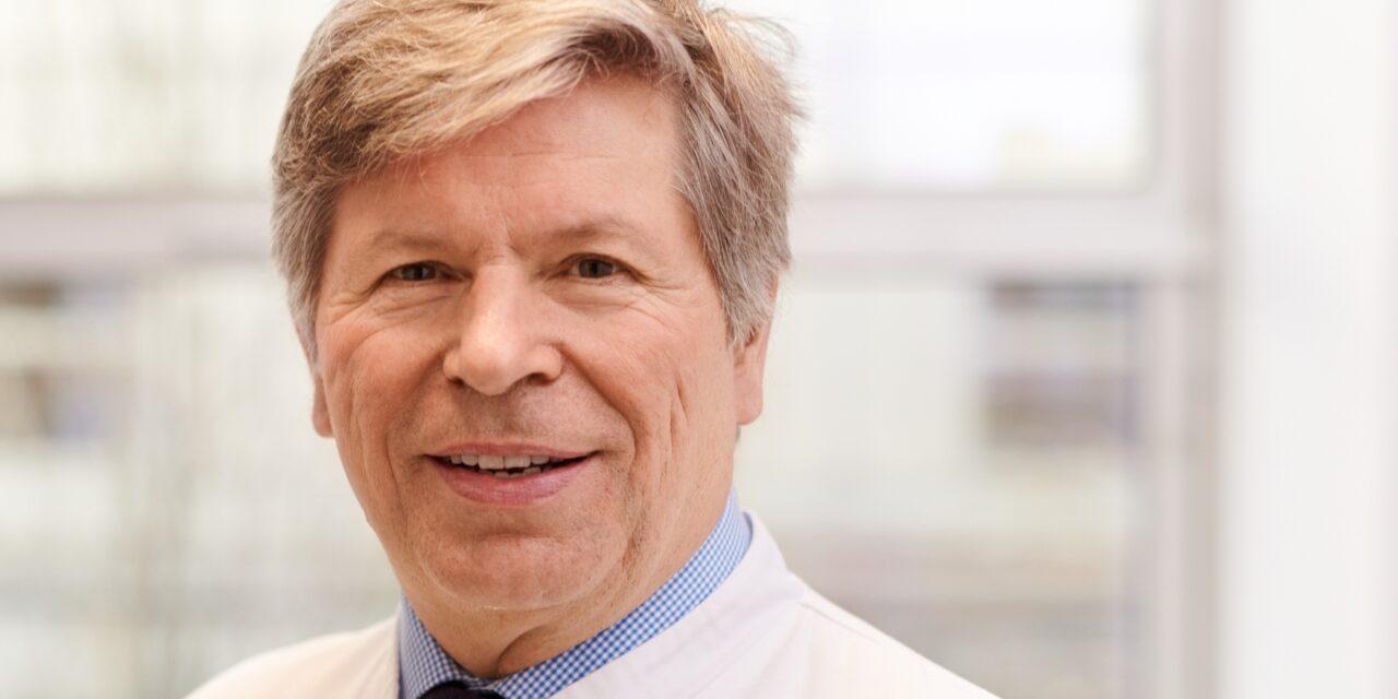 Prof. Dr. Lorenz Trümper: neuer Vorstand Krankenversorgung der UMG
