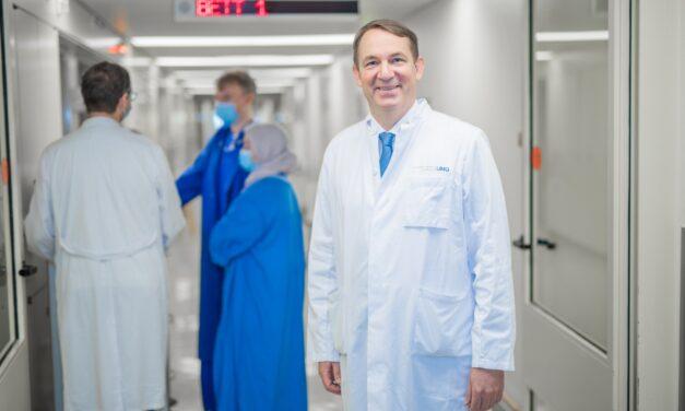 Neuer Direktor leitet Klinik für Nephrologie und Rheumatologie an der Universitätsmedizin Göttingen