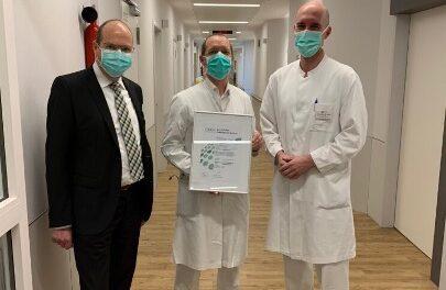 Beste Behandlung für Krebspatienten – Onkologisches Zentrum Köln-Hohenlind erfolgreich zertifiziert