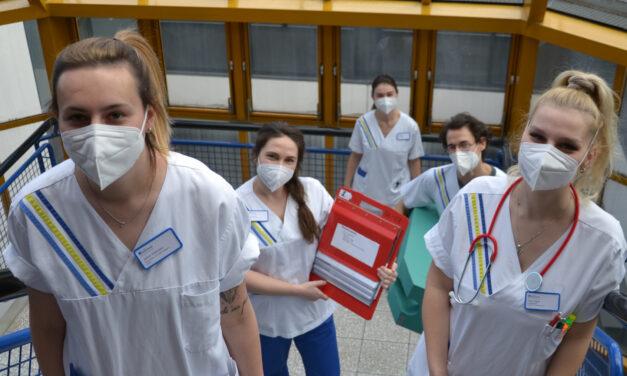 Schülerpflegestation im Klinikum Friedrichshafen