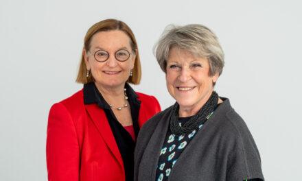 Neue Patientenfürsprecherinnen am Klinikum rechts der Isar