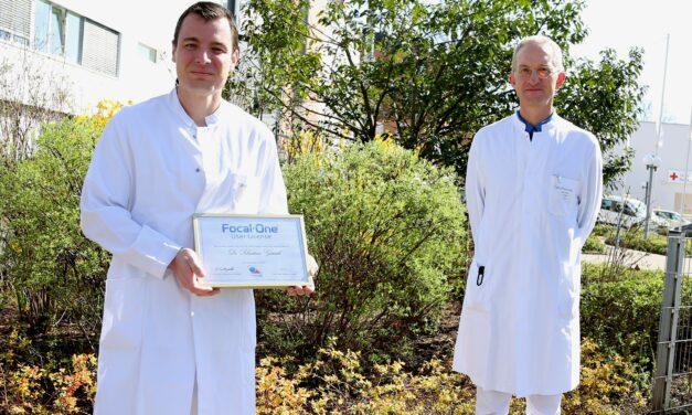 Ortenau Klinikum in Offenburg: Zertifiziertes Prostatakarzinomzentrum hat jetzt Experten für HIFU-Therapie
