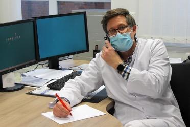 """Erfolgreiche Telefonaktion: """"Fragen zum Thema Parkinson? Antworten vom Experten!"""""""