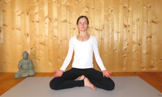 Yoga bei Krebs: Neues Angebot von Lebensmut