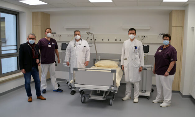 Knappschaftskrankenhaus eröffnet Beobachtungsstation mit Chest Pain Unit
