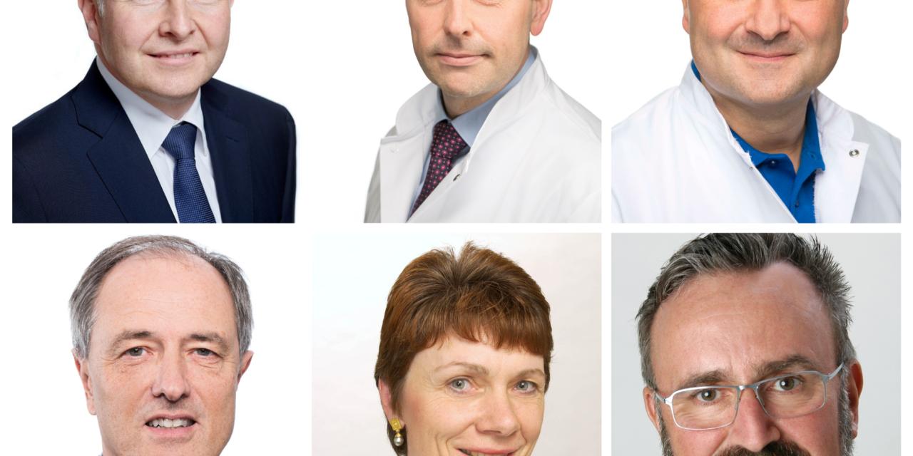Sechs Ärzte auf Focusliste 2021