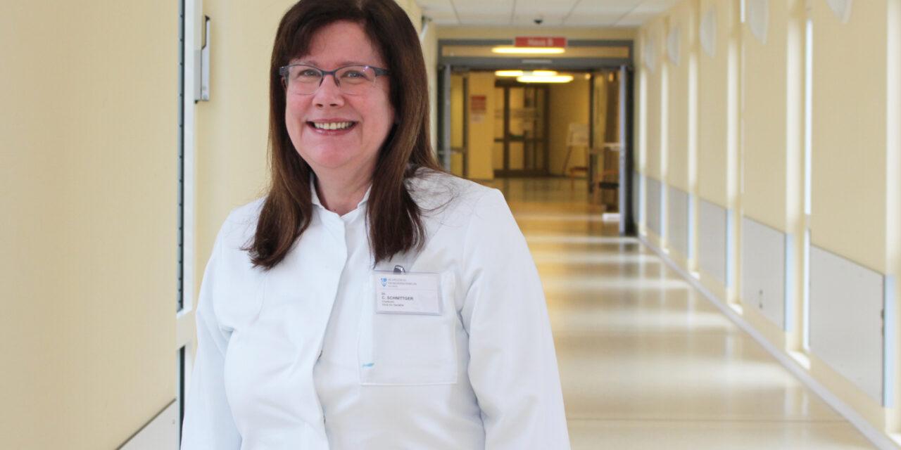 Dr. Cornelia Schnittger übernimmt als Chefärztin die Leitung der Geriatrie