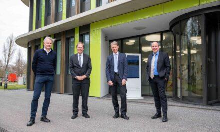 Einweihung des Biomedizinischen Zentrums II am Universitätsklinikum Bonn