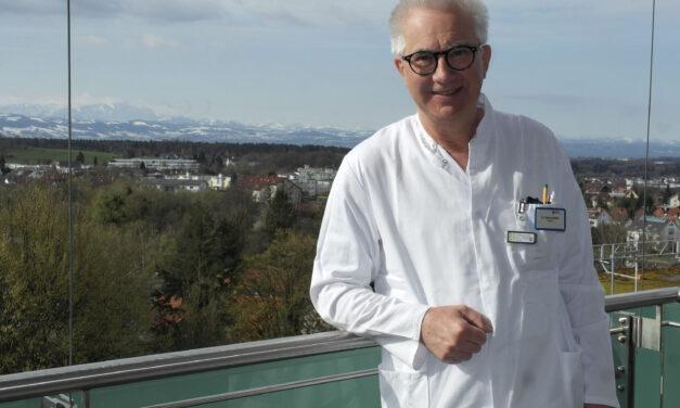 Abschied von Dr. Edmund Weber, Chefarzt und Ärztlicher Direktor der Klinik Tettnang