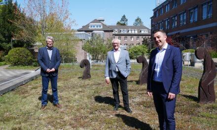"""""""Einzigartige Perspektive für das Marienhospital"""": Die Katholische Stiftung führt aussichtsreiche Gespräche mit der Alexianer GmbH in Münster. Ziel ist eine strategische Partnerschaft für zukünftige Pläne."""
