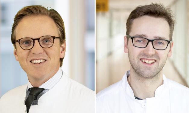 Ausgezeichnet: UMG-Kardiologen erhalten Karl-Ludwig-Neuhaus-Forschungspreis 2021