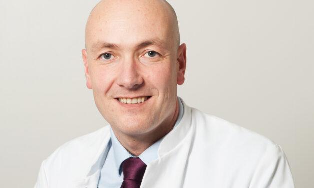 Neuer Ärztlicher Direktor am Klinikum Mutterhaus