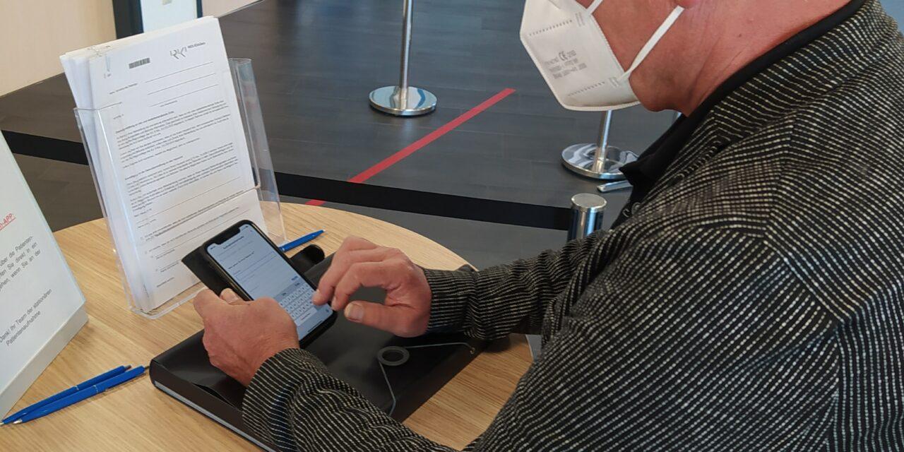 RKH Kliniken mit innovativer Patienten-App gestartet