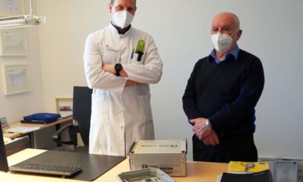 Klinikum Gütersloh unterstützt ukrainisches Krankenhaus