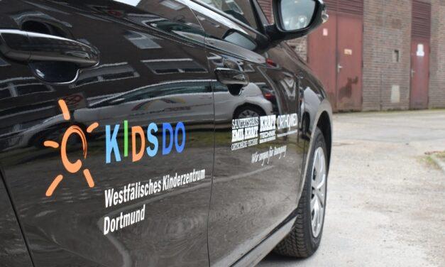 Sozialmedizinische Nachsorge bekommt Fahrzeug von Kraft