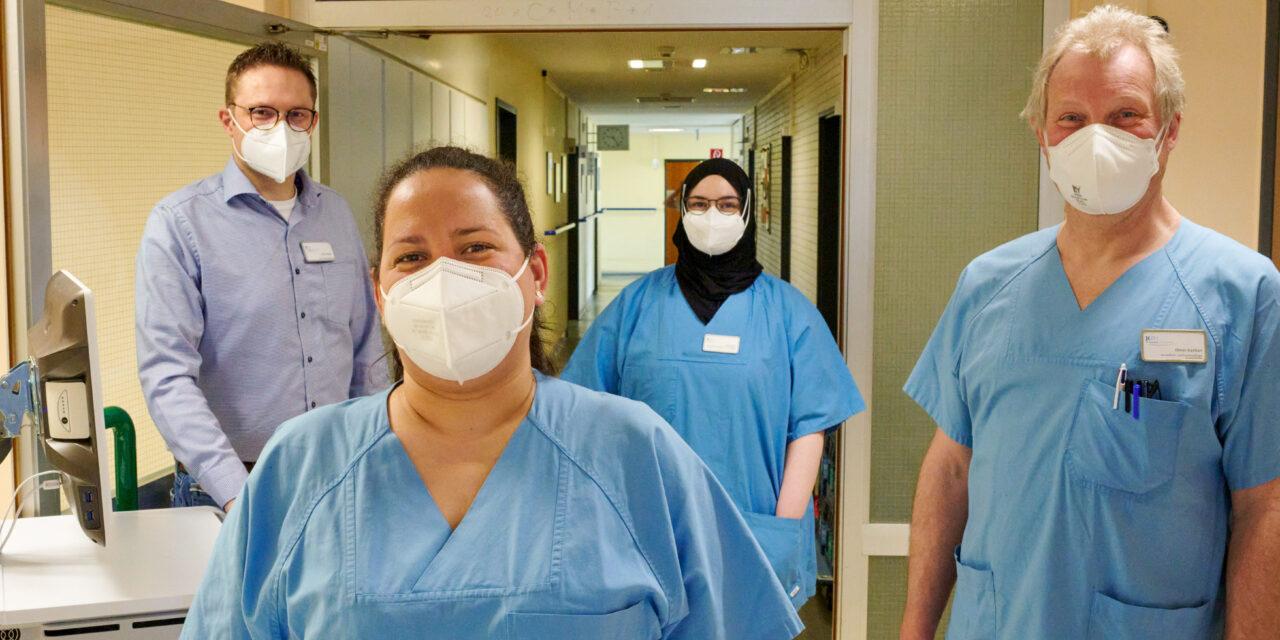 Angebote zur Einarbeitung und Anerkennung ausländischer Pflegekräfte