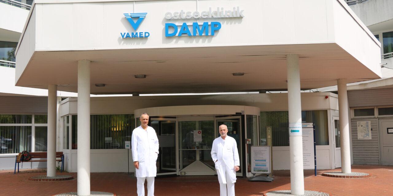 Neuer Ärztlicher Direktor für die VAMED Ostseeklinik Damp