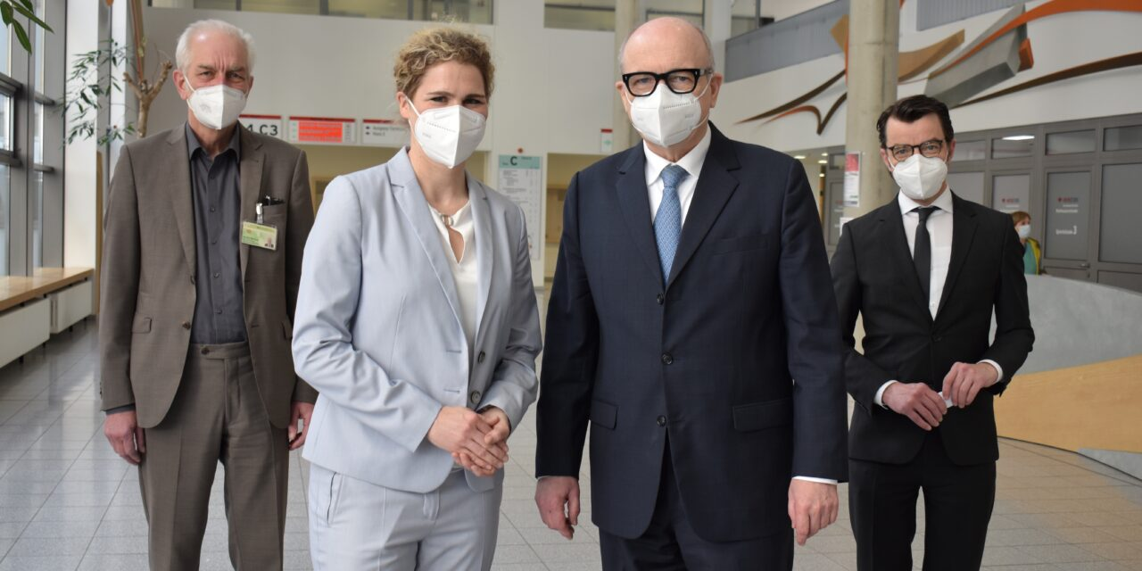 Neue Klinikdirektorin Neurologie