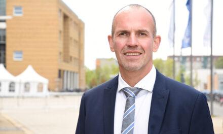 Uwe Reuter neuer Chef der Unimedizin