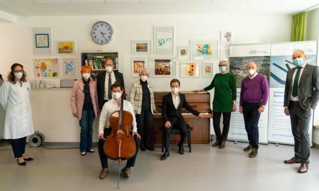 Gerontopsychiatrie geht unter die Musiker