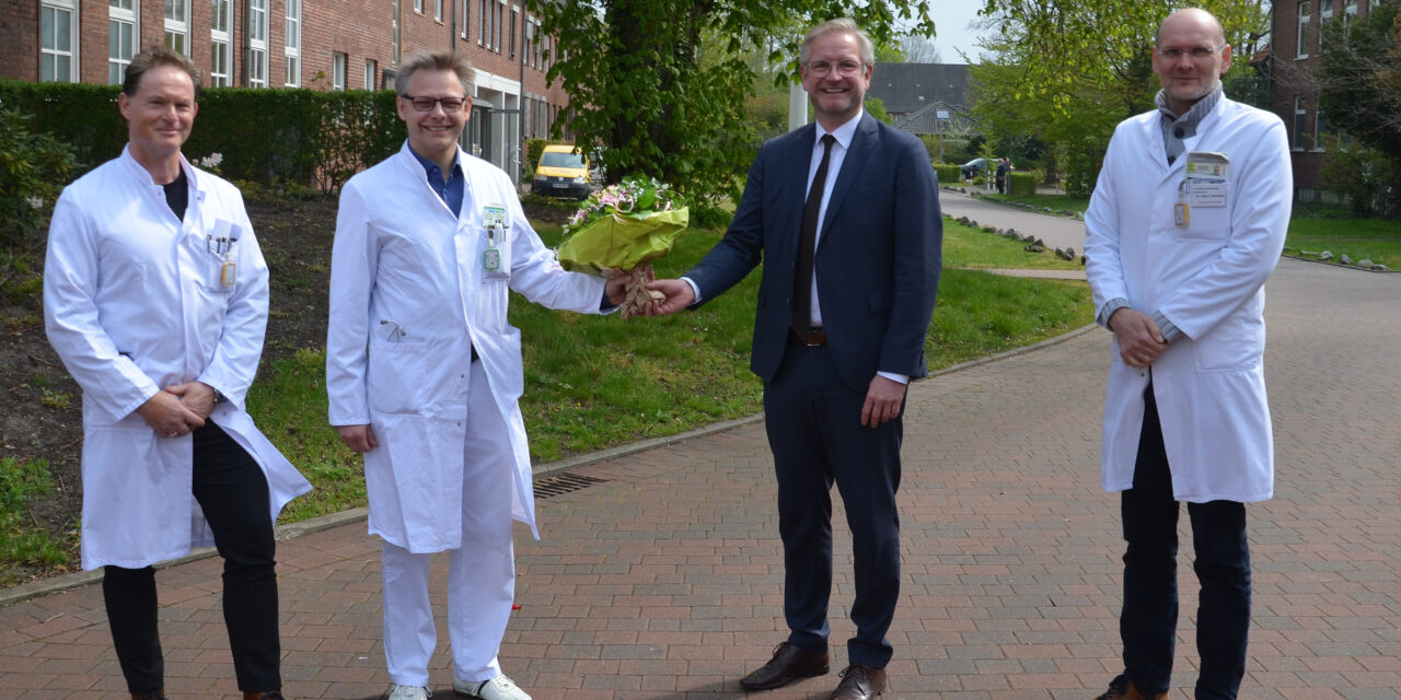 CKQ: Zentrum für Infektiologie bildet Ärzte aus