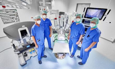 Robotergestütztes Operieren für präzise und schonende Eingriffe