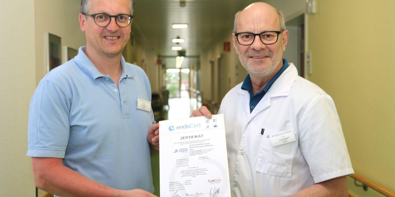 Ortenau Klinikum in Kehl: Schnelle Genesung nach Hüft- und Kniegelenkersatz