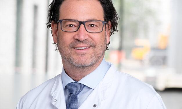 Urologe aus dem KRH ist europäischer Krebsspezialist