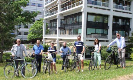 Erstmals und  virtuell Radfahren gegen Krebs CCC-N beteligt an Radfahraktion der Deutschen  Krebshilfe