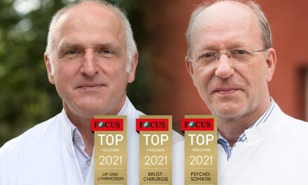 Zwei Chefärzte des Görlitzer Klinikums gehören zu Deutschlands Top-Medizinern