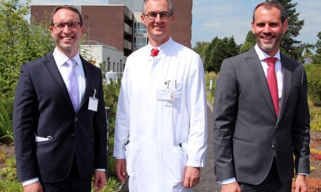 Drei neue Chefärzte begrüßt das Elisabethkrankenhaus