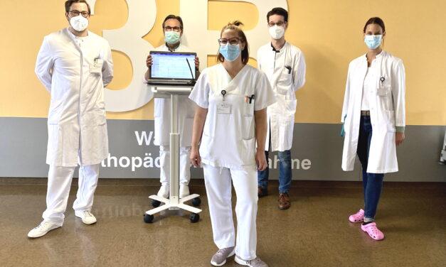 Krankenhaus Dormagen – Erste Station komplett digital