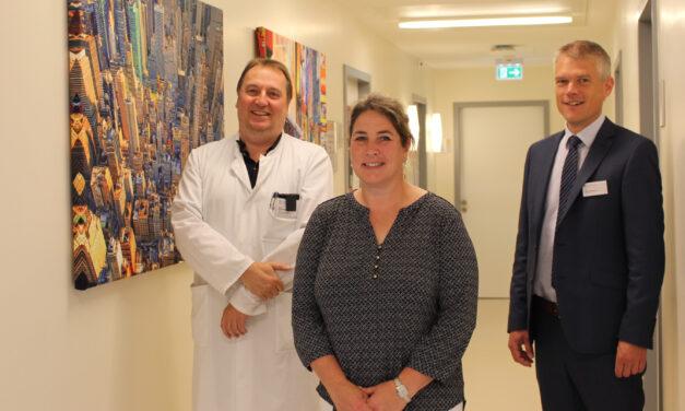 Gefäßzentrum kooperiert mit Marian University: Hohe medizinische Expertise zieht amerikanische Studierende nach Rotenburg