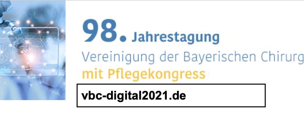 Podiumstalk Jahrestagung der Vereinigung der Bayerischen Chirurgen