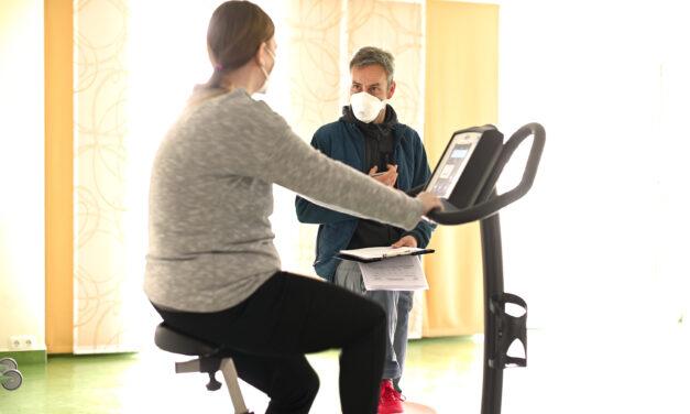 EvKB: Frühzeitige Rehabilitation hilft