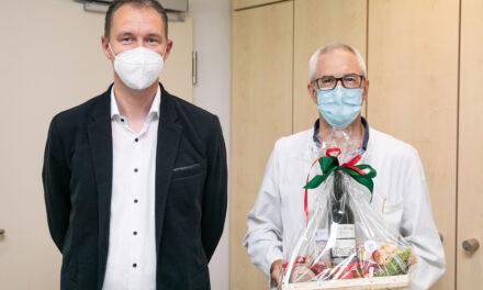 Interims-Führungsduo für das Klinikum Landshut