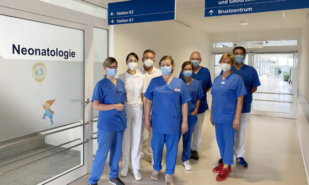 Presseinfo Klinikum: Kinderklinik und Geburtshilfe ausgezeichnet