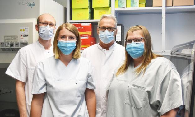 Unimedizin Rostock: Amtshilfe im Covid-19-Labor beendet