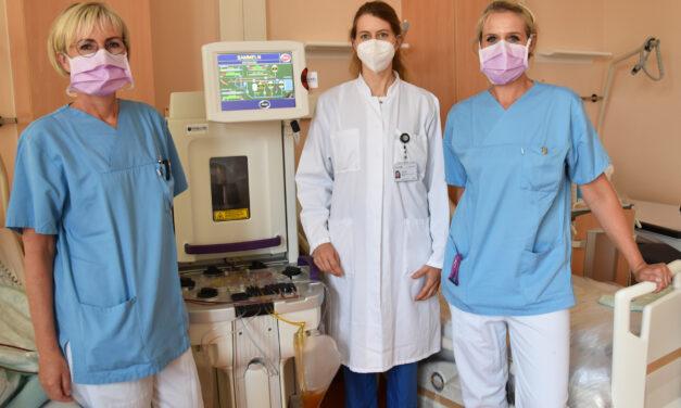 Unimedizin Rostock: Bestrahlung des Blutes außerhalb des Körpers als schonende Therapie