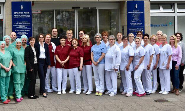 F.A.Z.-Institut erfasst Deutschland beste Krankenhäuser:Rheinland Kliniken mit Rheintor Klinik und Lukaskrankenhaus vorn dabei