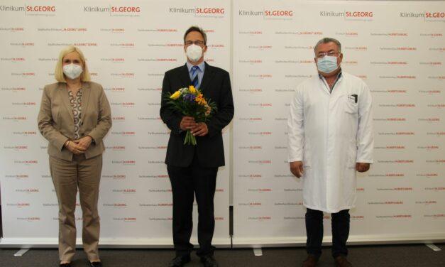 Dr. Jochen Pega neuer Leiter der Zentralen Notaufnahme am Klinikum St. Georg