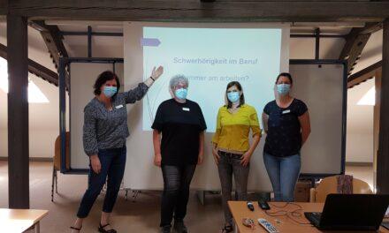 """Gemeinsame Aktion der """"Initiative Hören"""" und des Betrieblichen Gesundheitsmanagements"""
