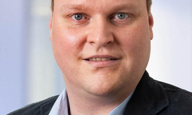Jens Finke: neuer Vorstand Wirtschaftsführung und Administration der UMG